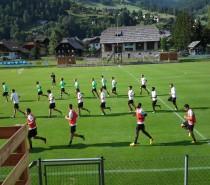 VIDEO – Domenica 28 luglio, gli allenamenti del Palermo a Bad Kleinkirchheim