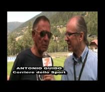 VIDEO – Intervista Antonio Guido del Corriere dello Sport