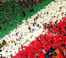 ITALIA-BULGARIA . ALLENAMENTO AL BARBERA