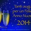 Buon 2014 ! Augurissimi Rosanero !!!