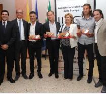 """54^ edizione dei """"Premi dell'Anno"""" dell'Ussi Sicilia – Milo 3 giugno 2014"""
