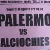 Alle 18.00 Palermo-Calciochiese
