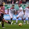 Rosanero siamonoi del 9 Gennaio 2015.  Palermo-Cagliari 5-0