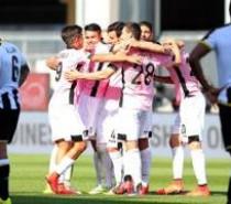 Udinese – Palermo 1-3 . I rosa tornano a volare