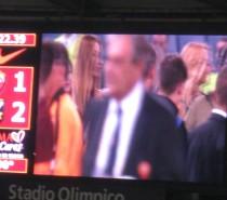 Rosanero siamonoi del 5 giugno 2015 . Roma – Palermo 1-2