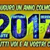 Rosanerosiamonoi di Sabato 31 dicembre 2016 -Auguri di fine d'Anno !!!