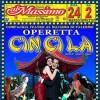 Rosanerosiamonoi di Sabato 1 Aprile 2017 – CIN CI LA Teatro Al Massimo