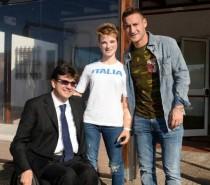 Il Presidente CIP Luca Pancalli a Palermo per i Tricolori Indoor Para-Archery