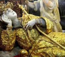 Festino Santa Rosalia Messa in Cattedrale 2020