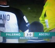 Palermo-Ascoli 3-0, la capolista se ne va ! (VIDEO)