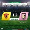 Benevento-Palermo 1-2 , vittoria fondamentale (VIDEO)