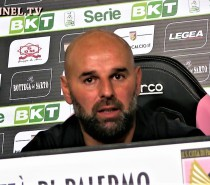 Benevento-Palermo ore 21.00, Stellone conferenza stampa integrale (VIDEO)