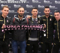 I veri tifosi del Palermo sono sempre vicini alla squadra (VIDEO)