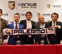 Conferenza stampa Arkus Network Group nuova proprietà Us Città di Palermo (VIDEO integrale)