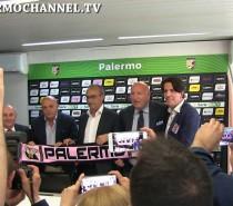 Pasquale Marino allenatore del Palermo , conferenza stampa (Video integrale)