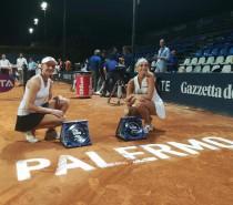 Tennis Doppio, vincono Lister e Voracova