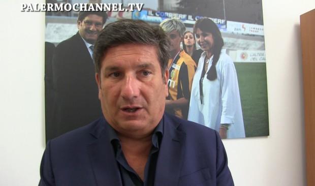 """LND, Morgana :""""Posto Palermo fra le grandi"""" (VIDEO)"""