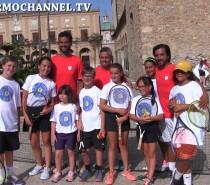 Tennis in Piazza a Monreale (VIDEO) – Prima parte