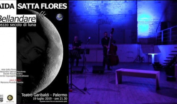 Aida Satta Flores in concerto (VIDEO integrale)