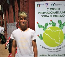 Tennis, Tabacco e Gagliani ai quarti Ct Palermo (VIDEO)