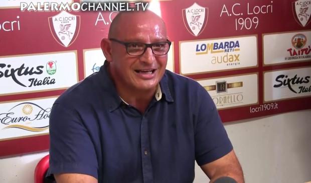 ASD Roccella-SSD Palermo 0-2, Misiti Presidente Roccella (VIDEO)
