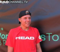 Tennis, vince Mikolaj Lorens (VIDEO)