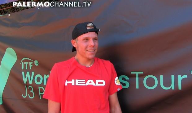 Tennis, vince Mikolaj Lorens (VIDEO)