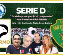 Radiocronaca su RTA di SSd Palermo-San Tommaso