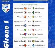 Contavano i 3 punti , Palermo-Marsala 0-1