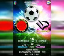 Roccella-Ssd Palermo si gioca a LOCRI