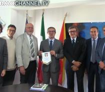 Firma Protocollo fra Assessorato Territorio e FISO (VIDEO)