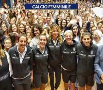 FIGC Sospensione definitiva serie A, B e Coppa Italia calcio femminile