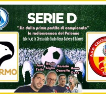 Palermo-Cittanovese radiocronaca su RTA
