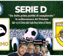 Ssd Palermo- Licata ore 15.00 su RTA