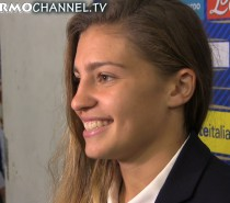 Italia-Bosnia 2-0, Roberta Aprile (VIDEO)