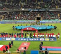 Italia-Armenia 9-1, (VIDEO)