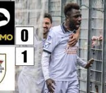 Palermo-Savoia 0-1, Diakite (VIDEO)