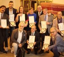 Cerimonia Premio Azzurri d'Italia (VIDEO 1a parte)