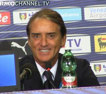 Italia- Armenia 9-1, Mancini (VIDEO integrale)