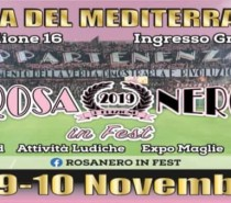 Rosanero in Fest 8-9-10 novembre alla Fiera (VIDEO 1)