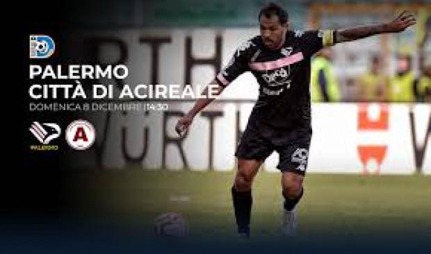 Palermo-Acireale 1-3 una disfatta (VIDEO)