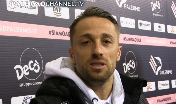 Floriano in mixed zone (VIDEO integrale)