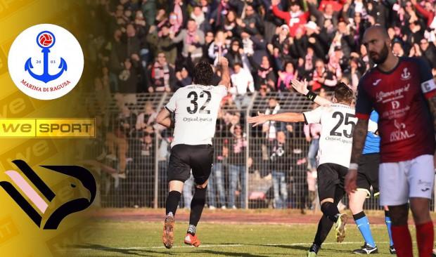 Marina di Ragusa-Ssd Palermo 0-1 (VIDEO)