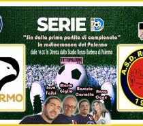 Ssd Palermo-Roccella radiocronaca alle 14.30 su RTA