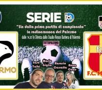 Ssd Palermo- FC Messina la radiocronaca ore 15.00