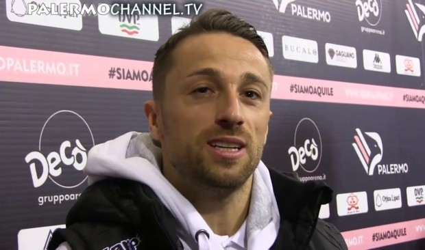 Ssd Palermo-Nola 4-0, Floriano (VIDEO)