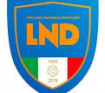 LND. Il Consiglio di Lega Dilettanti riunito … i criteri per decidere ..