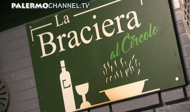 """TC Palermo, """"La Braciera al Circolo"""" (VIDEO)"""