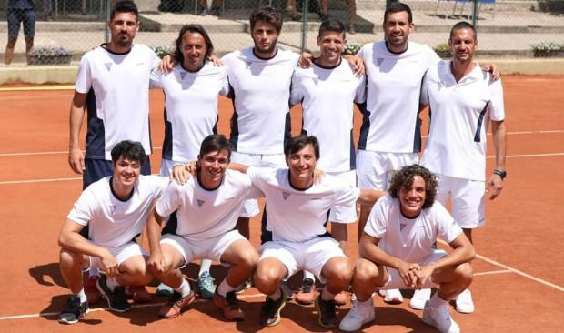 Tennis CT Palermo-TC Italia 1-5 … intervista a Giacalone (VIDEO)