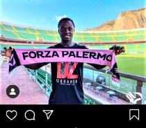 Moses Odjer al Palermo (VIDEO)